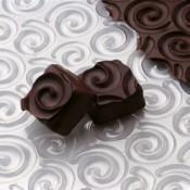 Strukturfolien für Schokolade