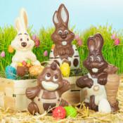 Schokoladen Osterhasen Giessen