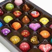 Schokoladenfarben