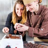 Events und Schokoladenkurse